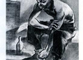 Wyeth, Hirschfeld, Covarrubias, Leighton